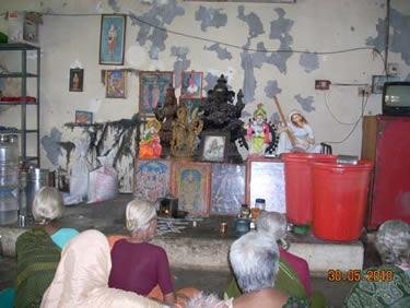 Vriddhashram at Nazarathpet