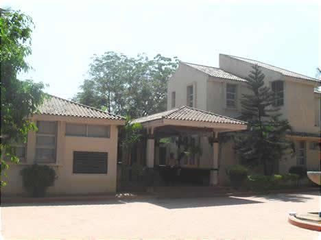 Annadaana Hall at Kanchi