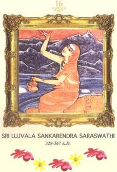 Sri Sankara Bhagavatpada And Sri Kanchi Kamakoti