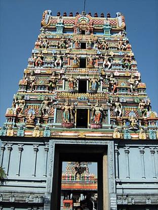 Uttara Chidambaram Temple, Satara