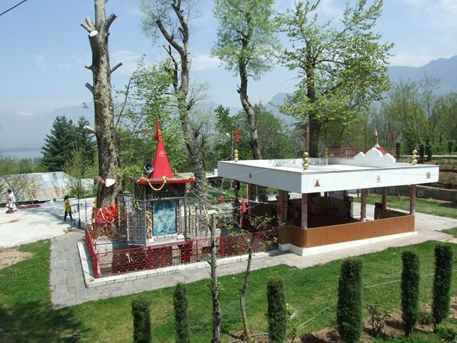 Zyeshta Mata Mandir- Kashmir Temples