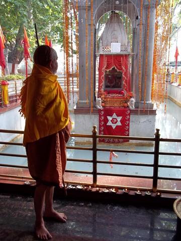 Khir Bhawani - Kashmir Temples