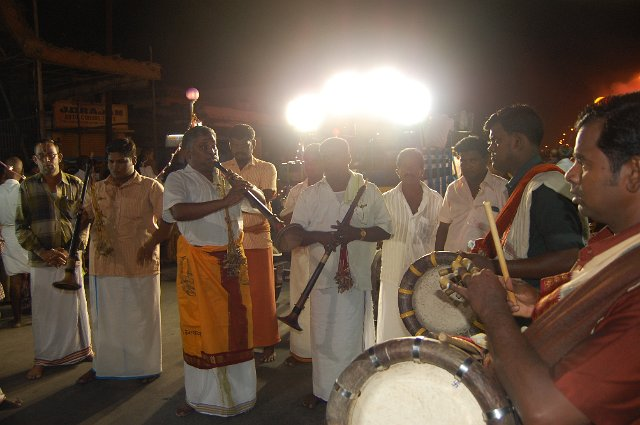 Tamil New Years Day - Pancharatna Kritis Rendered at