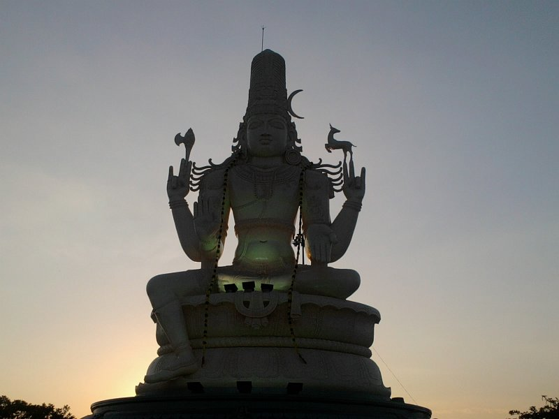 Lord Shiva at Vedal